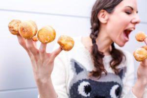 Как перестать есть сладкое и мучное?