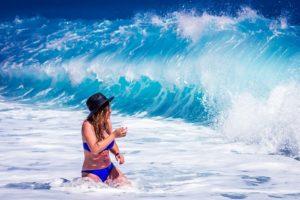 Польза плавания в море
